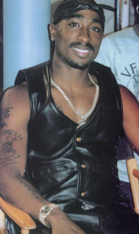 Tupac Shakur, the greatest rapper of all time! Happy Birthday Pac!