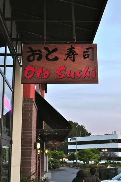 Oto Sushi (Kirkland)...Sea Steak roll omg