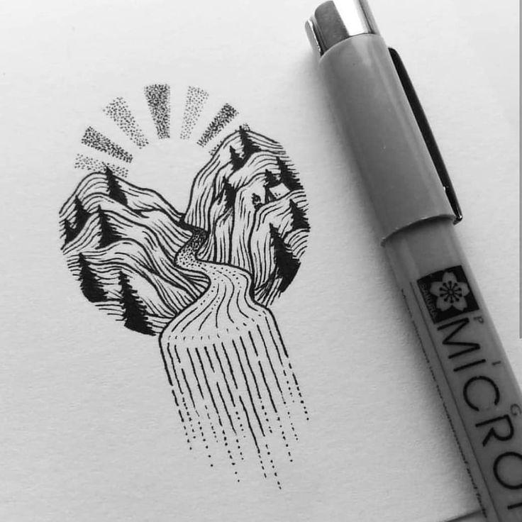Татуировки ручками картинки
