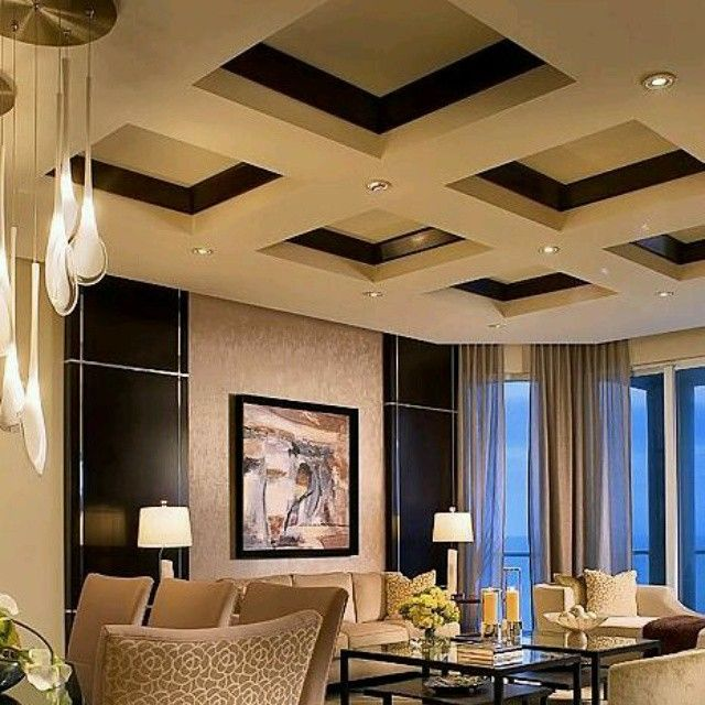 Detalles que marcan la diferencia elegante trabajo de - Madera para techos interiores ...