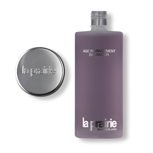 <p>This gentle, soothing lotion is an alcohol-free skin conditioner that prepares your skin to capitalize on the benefits of the products to follow. Its retexturing, light exfoliating action leaves skin softer, smoother and more radiant.</p> <p>Ensure an optimal skincare ritual by using Age Management Balancer to remove any residual makeup and impurities before applying the La Prairie serum and moisturizer of your choice.</p>