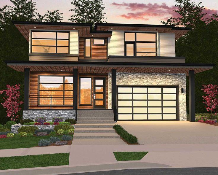 25+ Best Modern Home Plans Ideas On Pinterest | Modern House Floor Plans,  Modern Floor Plans And House Design