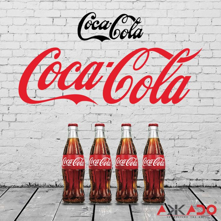 Is it necessary to have a consistent #logo chain? Find more at http://on.fb.me/1mQiNh9  #Akkado #ConnectingtheDots #LogoStory #Logo #CocaCola #CocaColaLogo