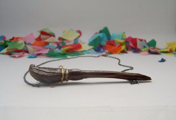 broomstick necklace $35.95