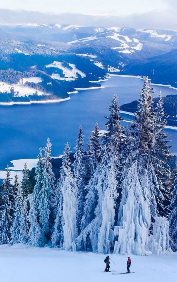 Transalpina Ski Resort, Romania. Plan your tailor-made winter trip with www.unveilromania.com