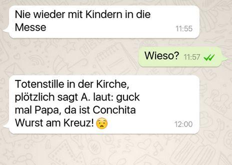 Über whatsapp flirten