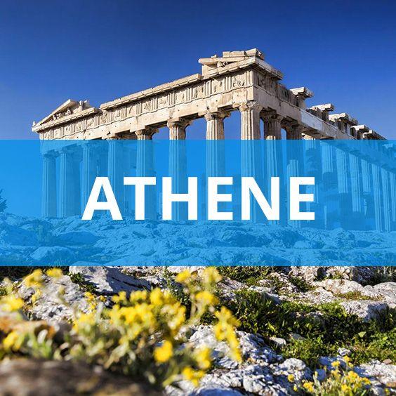 Deze Stadswandeling Door Athene Brengt Je Langs Alle