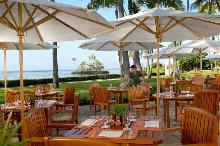 Best 98 Dining at The Kahala ideas on Pinterest   Beach front homes ...