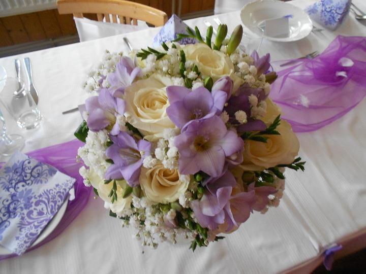 Skupina - Fialová svatba