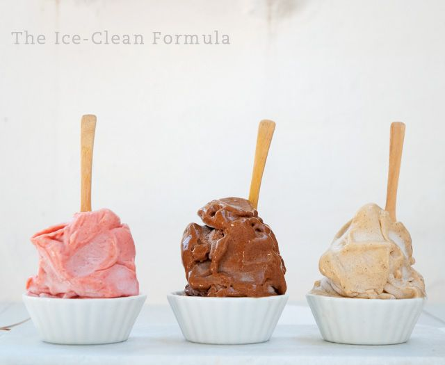 Si aún no los conoces, prometido. Esos helados van a cambiar tu vida. Utilizando sólo uno dos o tres ingredientes podrás hacerte los helados más cremosos que hayas probado nunca. Hechos 100% de fruta.