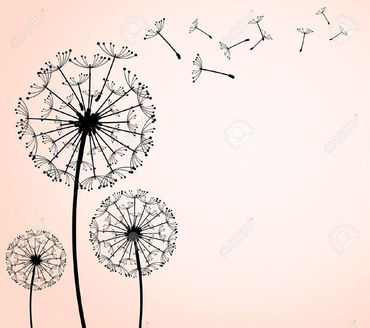 Dandelion Cliparts, Stock Vector And Royalty Free Dandelion ...