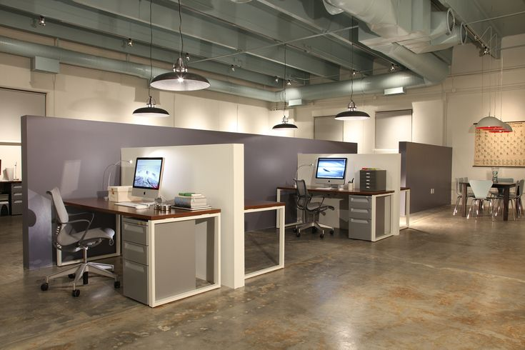 workspace, nice alternative to traditional cubicles