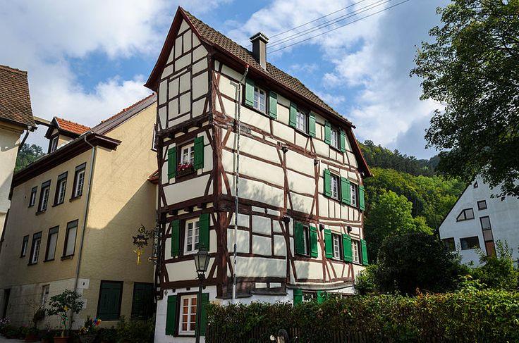 File:Kohn'sches Haus, Geislingen an der Steige, Westansicht.jpg