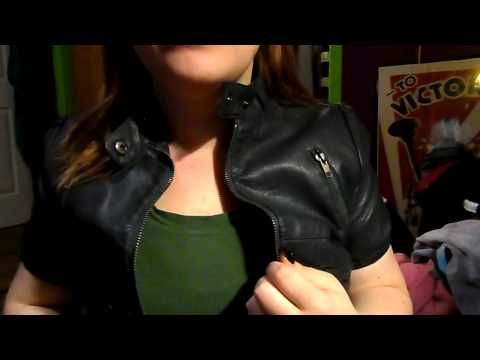 ASMR Leather Sounds