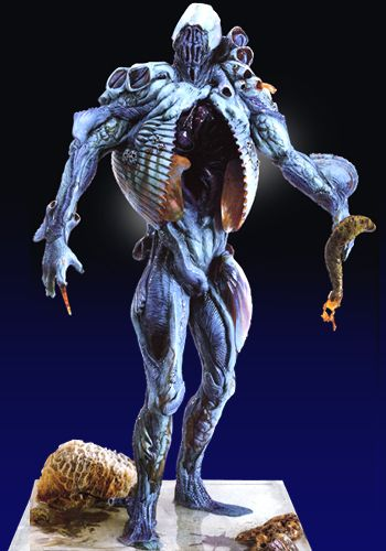 Kaiju Lab: CREATURE CORE LEVIATHAN (リバイアサン) By Yasushi Nirasawa