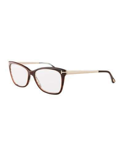10563f8fe5 Tom Ford Acetate   Metal Optical Frames