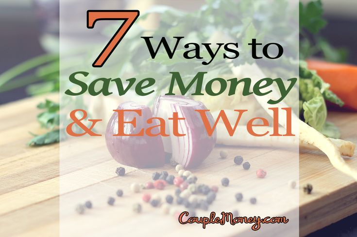 Learn these 7 tips to help you natural and organic on a budget.