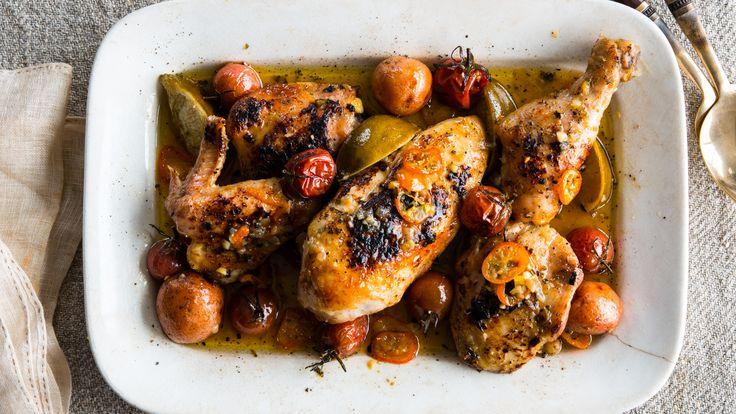 Oven-roasted Kumquat Chicken recipe - PCC Community Markets