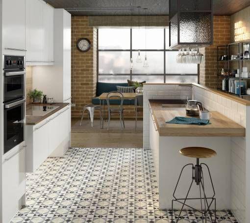 Small Kitchen Design Ideas Kitchen Transitional With Built: Best 25+ White Gloss Kitchen Ideas On Pinterest