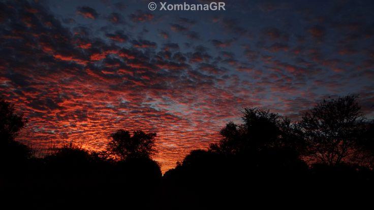 Early morning sunrise @ XombanaGR