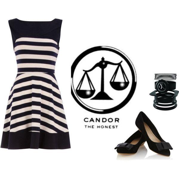 Candor-Divergent | Divergent fashion, Divergent outfits ...