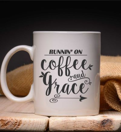 Running Coffee and Grace A Great Impression