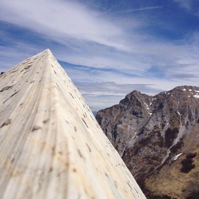 Le montagne irripetibili - Alpi Apuane #Toscana