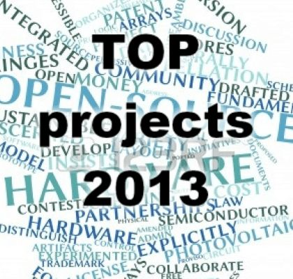 10 of the Most incredible Open Source Hardware projects born in 2013   Open Electronics