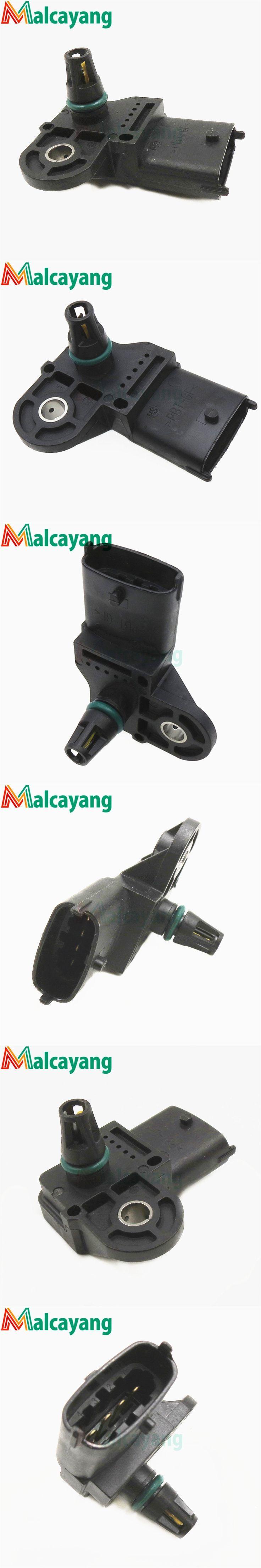 2.5 Bar MAP Sensor For Opel Astra G H J Corsa D Insignia Meriva Signum Speedster Vectra C Zafira A B 0261230042 1238244 46769978