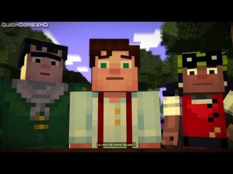 http://minecraftstream.com/minecraft-episodes/minecraft-story-mode-episode-1-full-movie/ - Minecraft : Story Mode - Episode 1 - Full Movie  Minecraft : Story Mode – Episode 1 – Full Movie Minecraft: Story Mode is an episodic point-and-click graphic adventure video game that was based on the survival video game Minecraft, with the first episode released worldwide in October 2015 for Microsoft Windows, OS X, PlayStation...