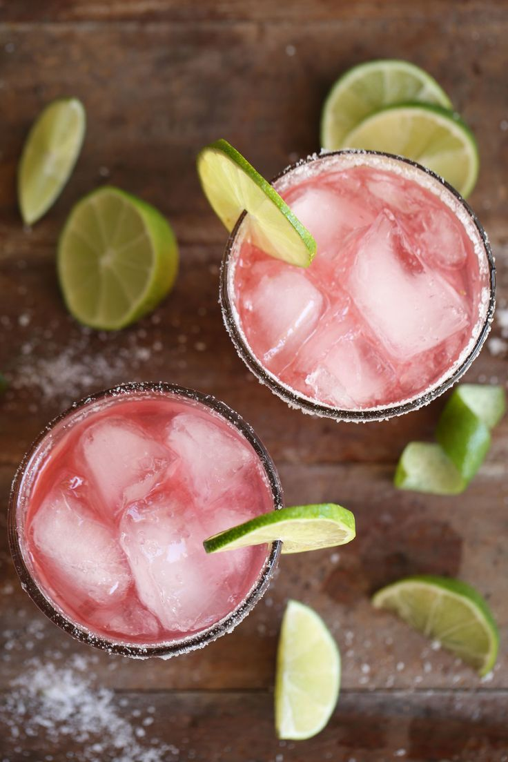 Prickly Pear Margarita recipe for #cincodemayo from cookingwithcocktailrings.com