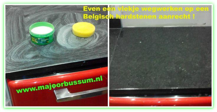 WiroZeepsteen, ook voor uw Belgisch hardstenen aanrecht !
