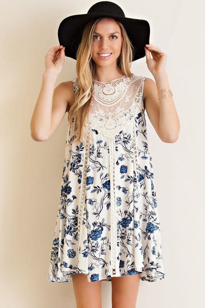 Dear Stitch Fix Stylist, I love the details, pattern & color of this dress, though I do prefer a little more length!