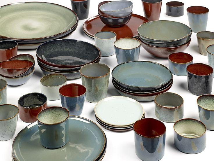 Serax Terre de reves par Anita Legrelle Collection vaisselle Design - En vente chez Les Secrets du Chef