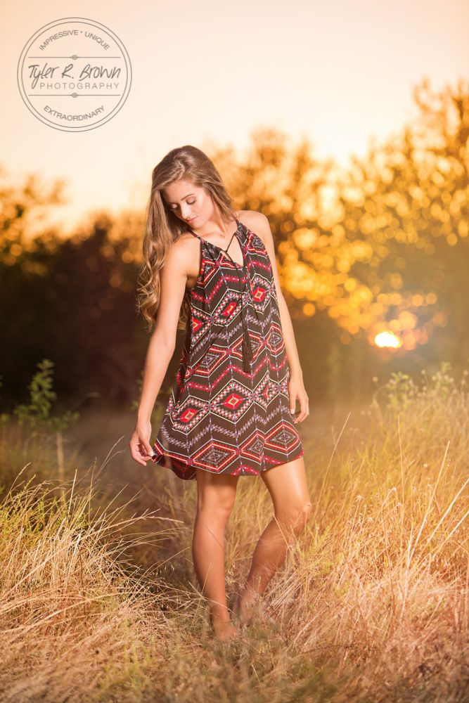 Morgan Stewart - Arbor Hills Nature Preserve - Plano, Texas - Fall - Senior Portraits - Class of 2016 - Lone Star High School - Sunset - Summer - Texas - Frisco - Senior Pictures - #seniorportraits - Ideas for Girls - @sadibrookemua - #seniorpics - Tyler R. Brown Photography