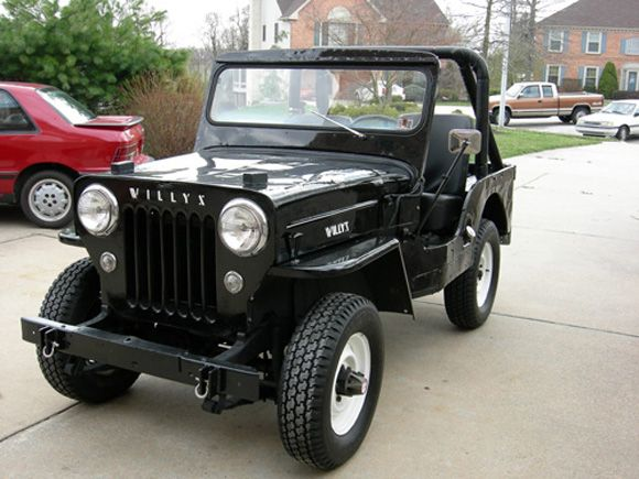 17 best images about willy 39 s jeeps on pinterest vehicles. Black Bedroom Furniture Sets. Home Design Ideas