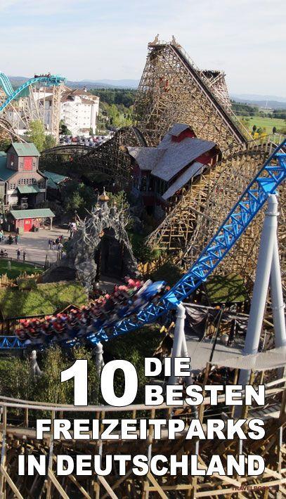 Wer meint, er müsste nach Orlando in den USA oder wenigstens nach Disneyland Paris, um einen wirklich guten Vergnügungspark zu besuchen, irrt: Deutsche Parks können im internationalen Vergleich nämlich durchaus mithalten. Die Top 10 der Freizeitparks hierzulande und die 25 besten in Europa, zusammengestellt von Tripadvisor.