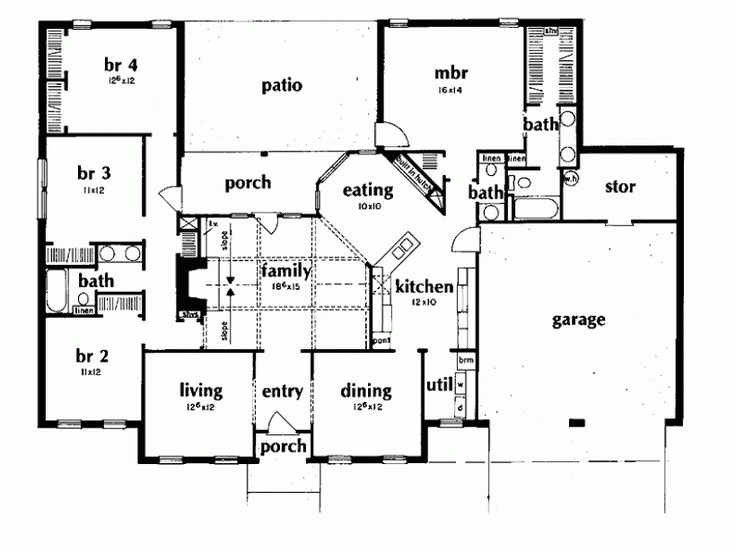30 Best Images About Future Home Floor Plans On Pinterest