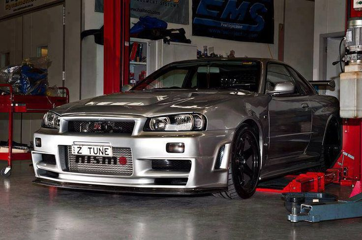 Where Is Nissan Made >> Some R34 love | Midwest Exclusive | Pinterest | Love