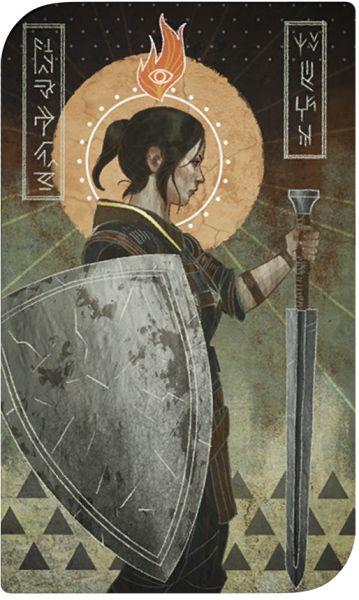 The Descent - Shaper Valta #dragonage #inquisition