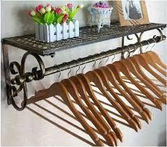M s de 17 ideas fant sticas sobre colgadores de ropa en for Colgadores de ropa metalicos