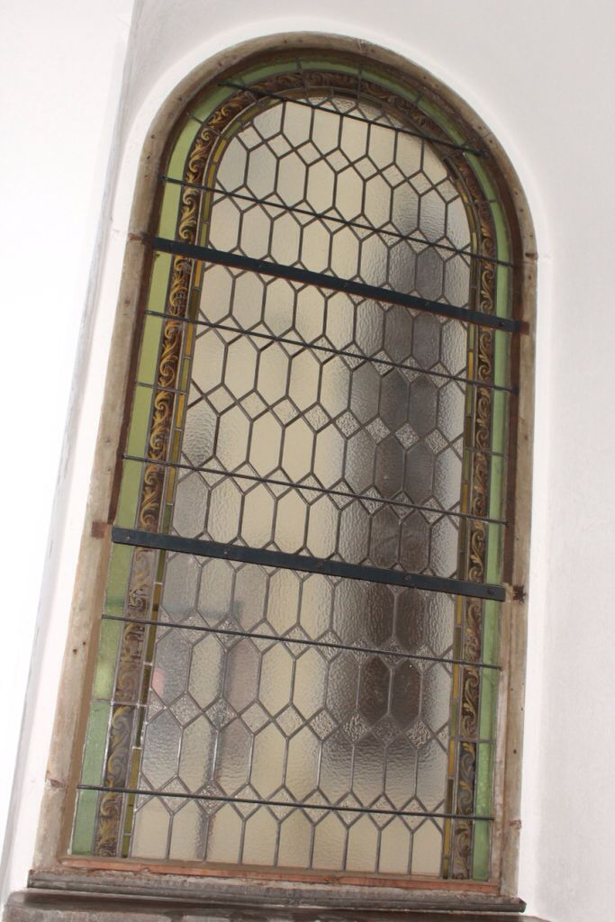 Old Handmade church Window
