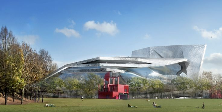 Architecture by Jean Nouvel