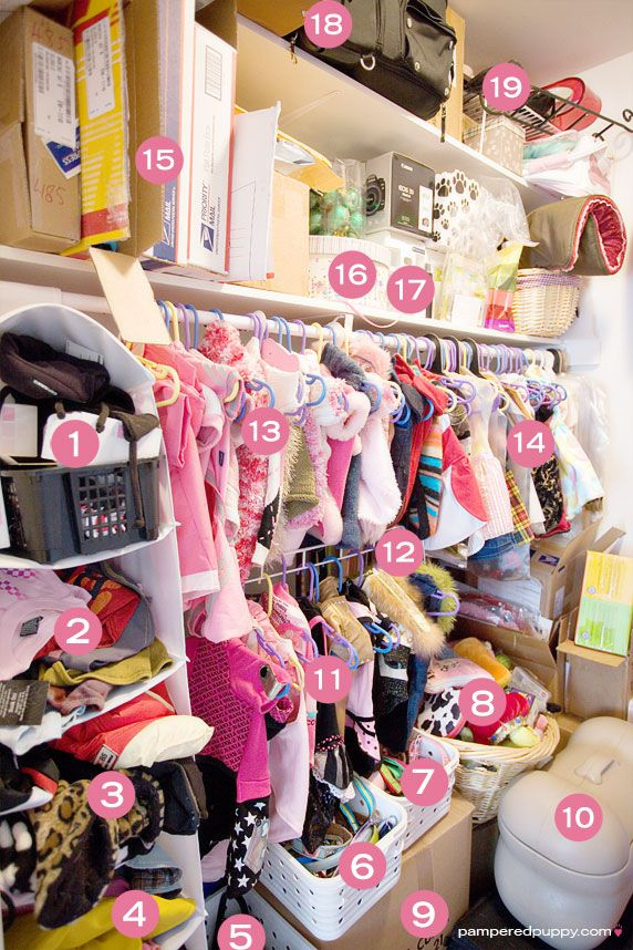 17 Best Images About Doll And Dog Clothing Storage On