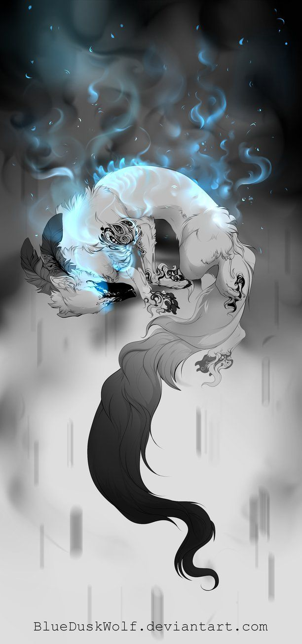 """""""what's going on?!"""" she yelled as she watched his body start to glow blue, sending shivers down her spine. """"he's regenerating.."""" Galaxy murmured as the other young wolf had tears streaming down her eyes. The wolfs appearances started changing and changing, then.. he opens his eyes... the young wolf and Galaxy both knew... He was different..."""