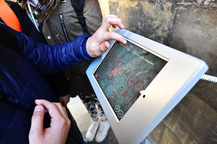 You Can Now Leave 'Digital Graffiti' on the Duomo in Florence