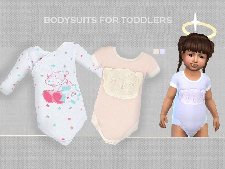 Bodysuits for toddlers 2