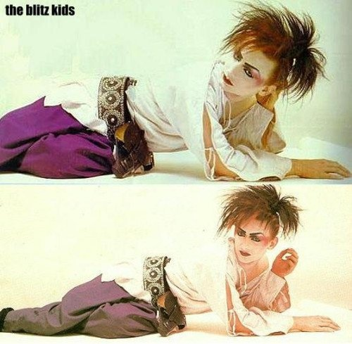 New Romantic/ Blitz Kid