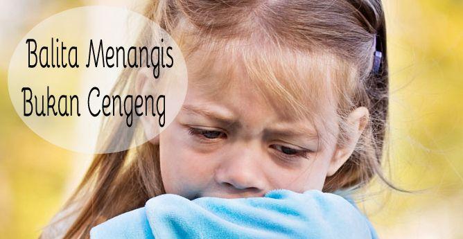 Menginjak usia 3-4 tahun, anak memiliki pertambahan kemampuan kognitif dan verbal yang membuatnya menangis dengan lebih banyak alasan. Diantaranya, menangis karena sakit, lelah, lapar, ingin sesuatu, mengantuk, tidak nyaman, merasa ditertawakan, mencari perhatian, takut, kecewa, marah, hingga frustasi.  Berikut beberapa penyebab tangis balita dan cara menanganinya (klik link di atas)