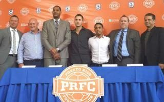 Carmelo Anthony looks to add his golden touch to Puerto Rico FC
